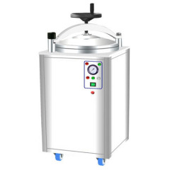 75L Vertical Stainless Steel Autoclave
