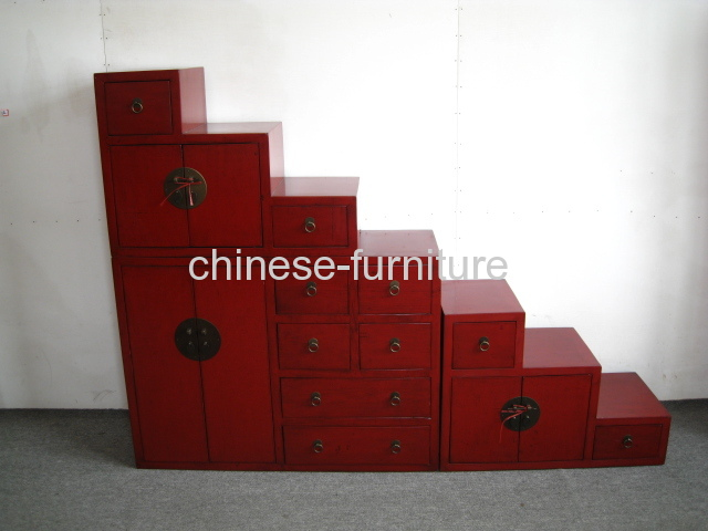 Stair Cabinet