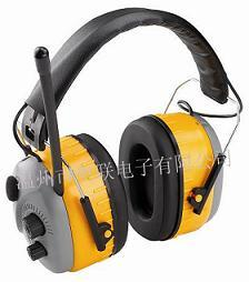 AM/ FM radio ear muffs