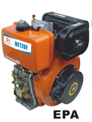 diesel truck engine