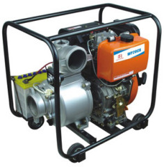 gasoline water pump set