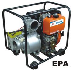 mixed flow pump set