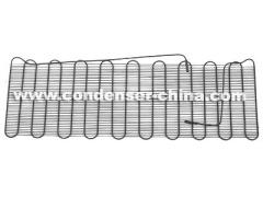 Spare parts wire tube condenser