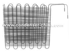 wire tube refrigerator Condenser