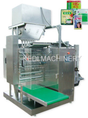 Powder packing machinery