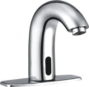 shower sensitive faucets