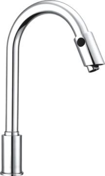 sensitive led faucet