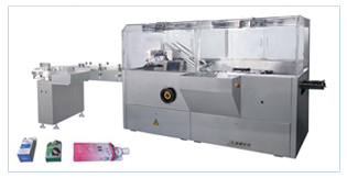 carton packing machine for medicine