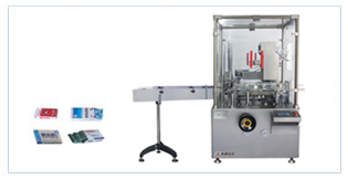 Cartoning Machine (cartoner) for Cosmetic