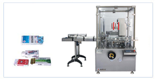 Ointment / Tube Cartoning Machine