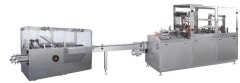 Cartoning -overwrapping Machine Line