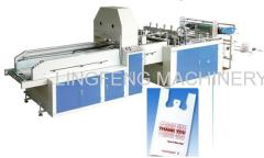 T-shirt bag machines