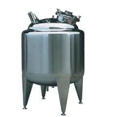 Hygienic stainless steel Storage Tank