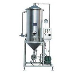 degasification machine