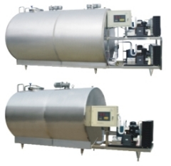 Direct Cooling Tank
