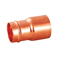 single brass coupling