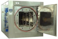 XG Series Rotatory Sterilizer