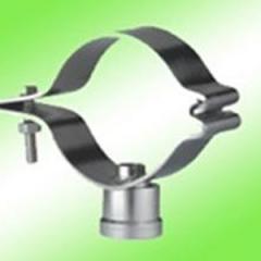 Morsetto tubo in acciaio inossidabile
