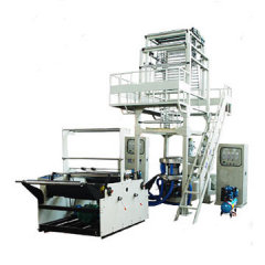 two-layer film blowing machine