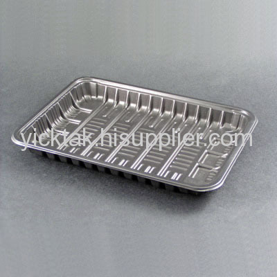 Disposable Plastic Food Container(Snack & Food Tray) N-202