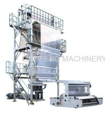 Agricultural film machine