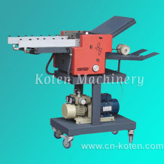 Mini Paper Folding Machine