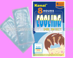 Cooling Patch Gel