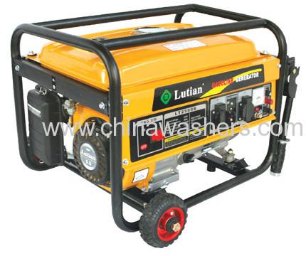 gas electric generator