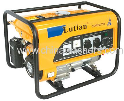 portable gas generator