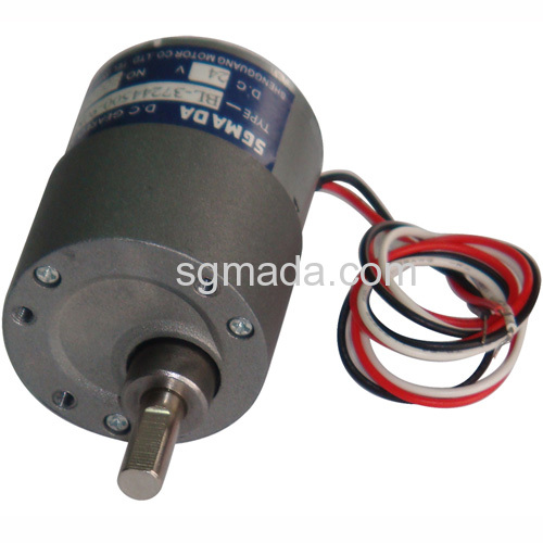 brushless dc gear motor from china manufacturer ningbo