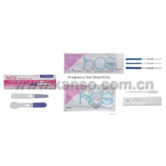hcg pregnancy test
