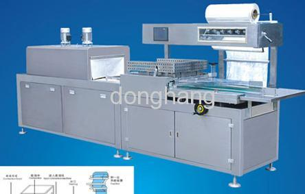 shrink packaging machinery