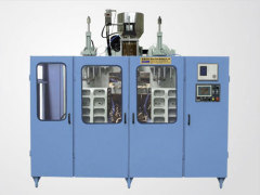 12L double station blow molding machine