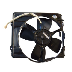 kia radiator fan motor