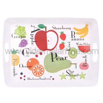 acrylic fruit tray