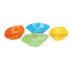 melamine colorful bowl