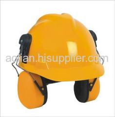 CAP MOUNT EAR MUFFS