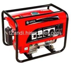 Gasoline generator equipment