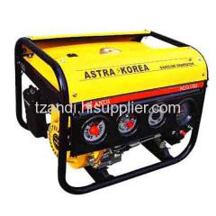 Gasoline powered generator