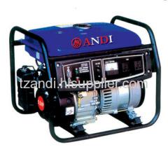 Petrol powered generators