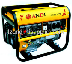 Powered petrol generators