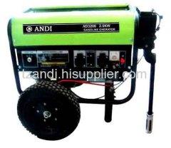 Gasoline generatoe set