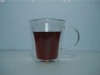 Double Wall Glass Cup With Handle