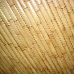 Bamboo planks