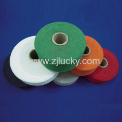 dyed Recycle Yarn-cylinder cone