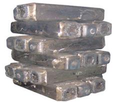 round stainless steel ingot