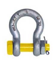 Grade S Bow Shackle With Safety Pin