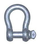 Screw Pin Anchor Shackle US Commercial Type