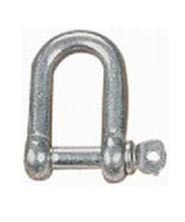 Galv Dee Shackle Commercial European Type