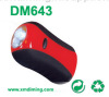 Mini Dynamo Flashlight with Cellphone Charger